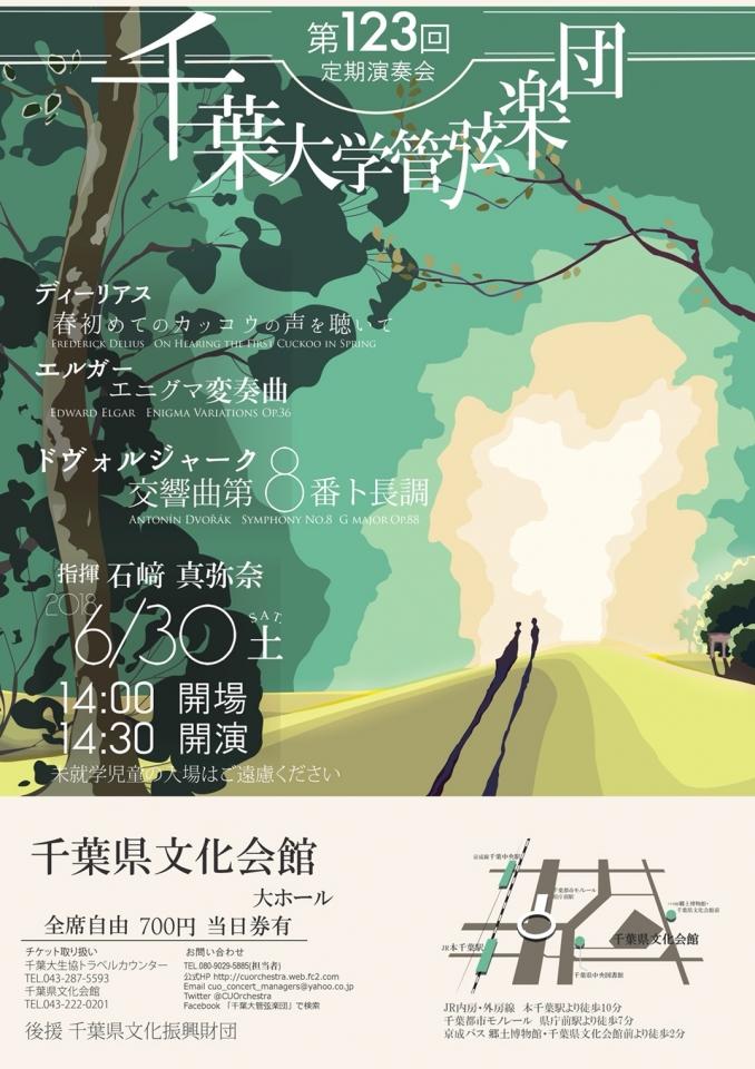 千葉大学管弦楽団第123回定期演奏会