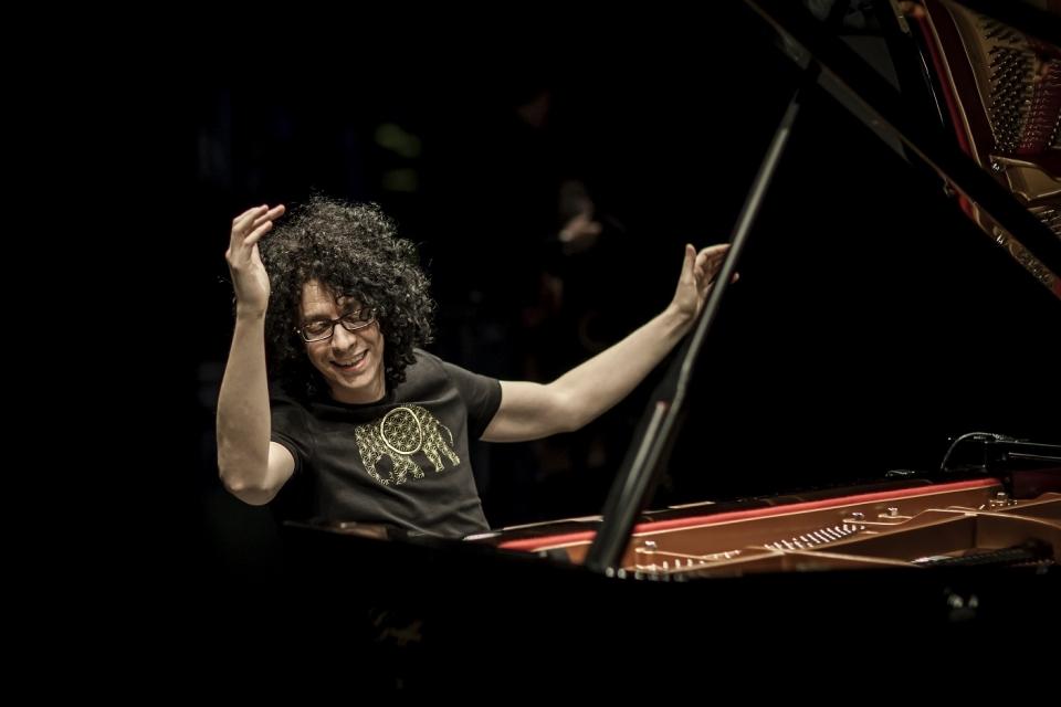 ジョヴァンニ・アレヴィ ピアノソロコンサート ジャパンツアー2016