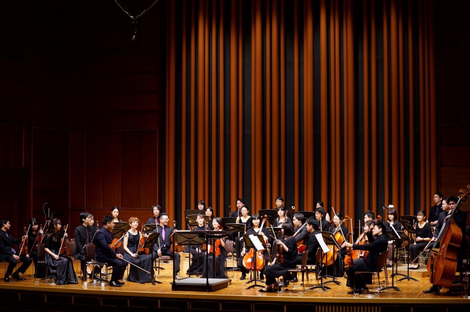 Kleine Harmonie Orchester 第2回定期演奏会