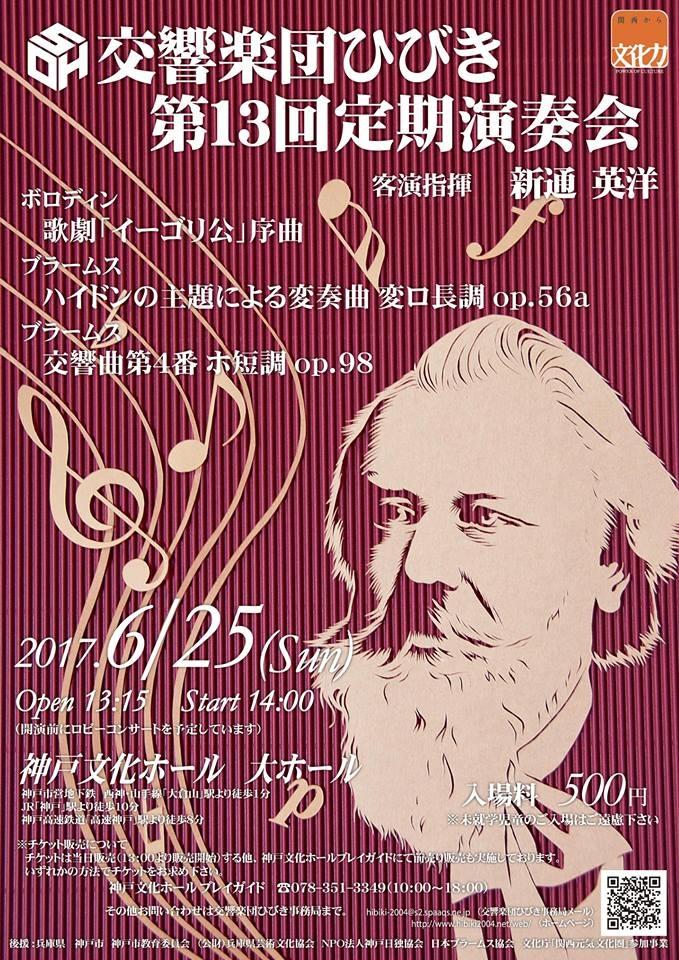 交響楽団ひびき 第13回定期演奏会