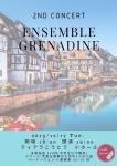 Ensemble Grenadine Ensemble Grenadine 2nd Concert