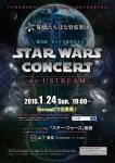 船橋たちばな管弦楽団 第3回 ネットで生オケ!~STAR WARS CONCERT~